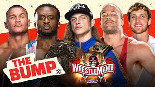 WrestleMania Night 2 Preview Special: WWE's The Bump, April 11, 2021
