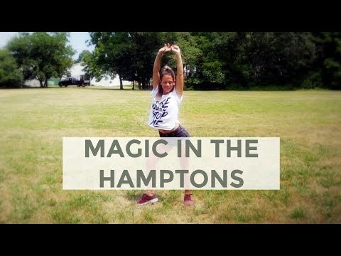 Magic in the Hamptons, by Social House feat. Lil Yachty (COOL DOWN) - Carolina B