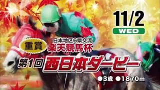 2016年 西日本ダービーCM 園田競馬.