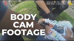 Raw: Body cam of Oregon State student arrest