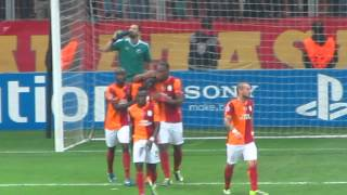 Galatasaray - Kopenhag Didier Drogba