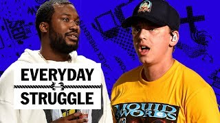 Logic on Sample Clearance Politics, Drake & Megan Thee Stallion, New Migos LP? | Everyday Struggle