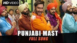 Punjabi Mast Official Full Song Video | Action Jackson | Ajay Devgn, Sonakshi Sinha