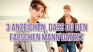 3 Anzeichen, dass du den falschen Mann datest | Darius Kamadeva Dating Coach