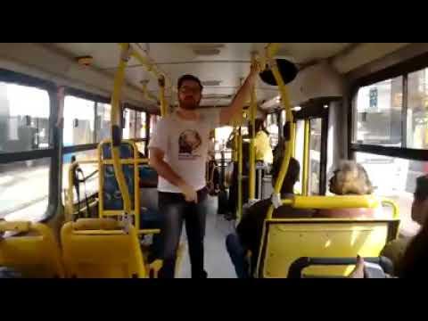 Evangelismo no Ônibus