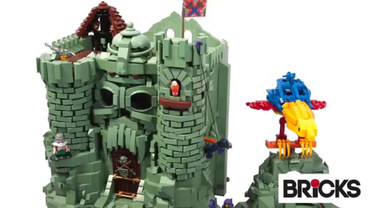 Castle Greyskull By Orion Pax Youtube