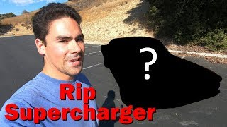 Chevelle 2.0. Rip Supercharger
