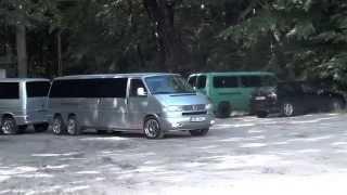 T4 Volkswagen Transporter Limusine tuning