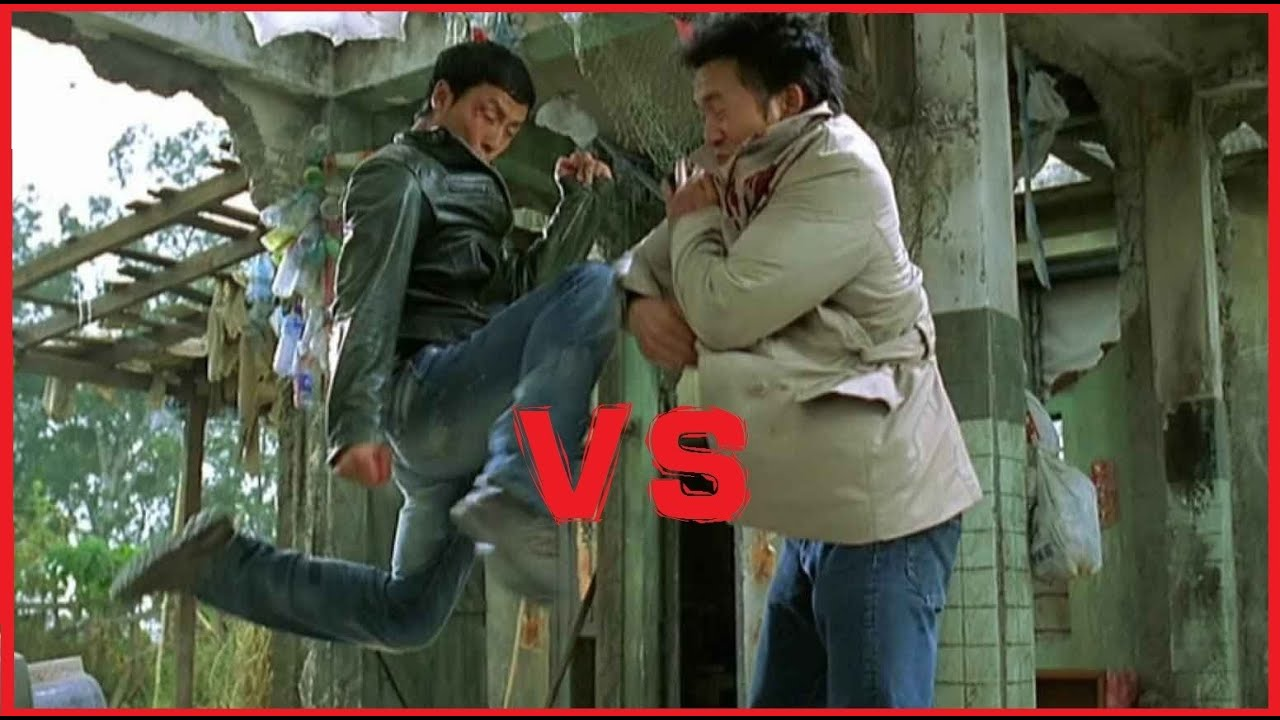 Donnie Yen vs Collin Chou [End Fight] - Omen - YouTube