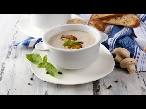 суп с лисичками замороженными рецепт пошагово