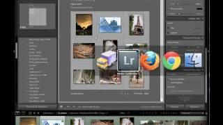 Upload Lightroom Web Gallery