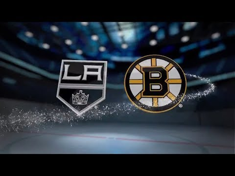 Los Angeles Kings vs Boston Bruins - October 28, 2017 | Game Highlights | NHL 2017/18 Обзор