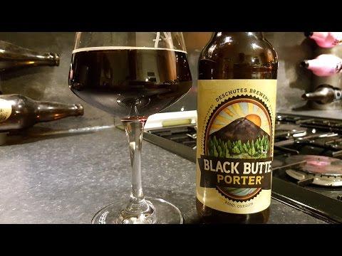 (4K) Deschutes Black Butte Porter By Deschutes Brewery | American Craft Beer Review