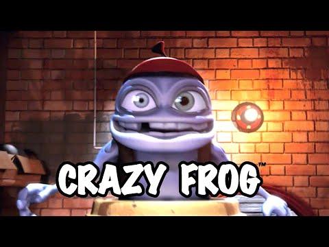 Смотреть клип Crazy Frog - Pinocchio