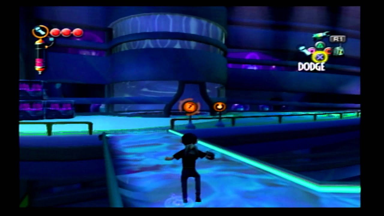meet the robinsons game find lab