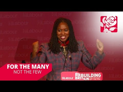 Dawn Butler's full speech to Women's Conference