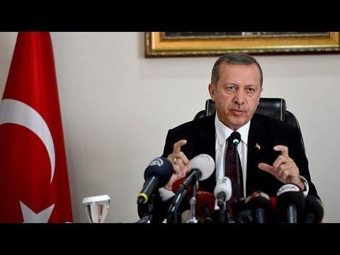 Erdogan defends Turkey's mine safety record