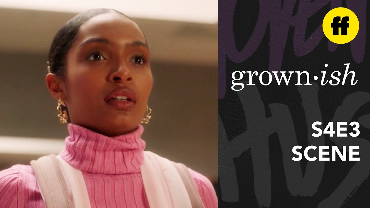 Download grown-ish Season 4, Episode 3 | All's Fair in Love and College | Freeform