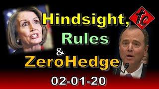 Hindsight, Rules, & ZeroHedge - Truthification Chronicles