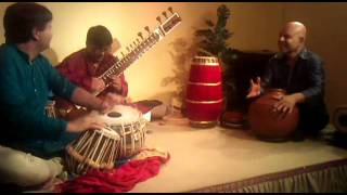 Duo Ramesh Shotam Kanjira, Debasish Bhattacharjee Tabla