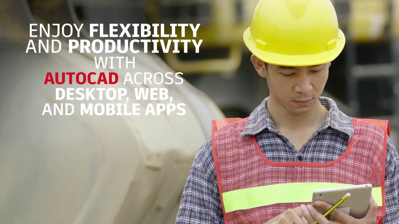 Work from anywhere with AutoCAD | AutoCAD