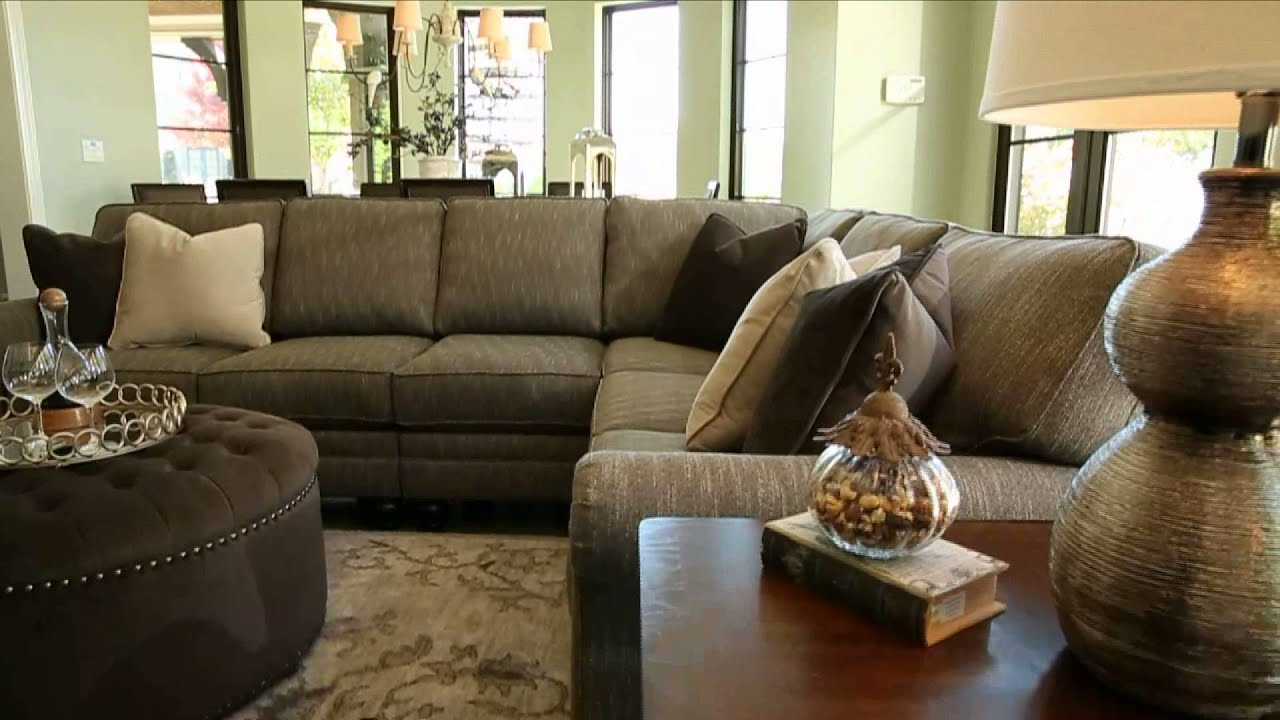 Ashley Furniture HomeStore - Kittredge Living Room - YouTube