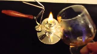 Brandy Warmer - Cognac Fans