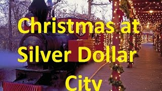 Visiting & Working at Christmas at Silver Dollar City- Ep 34 Confessions of a Theme Park Worker