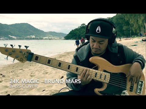 Bruno Mars - 24K Magic / Live on Skavlan...