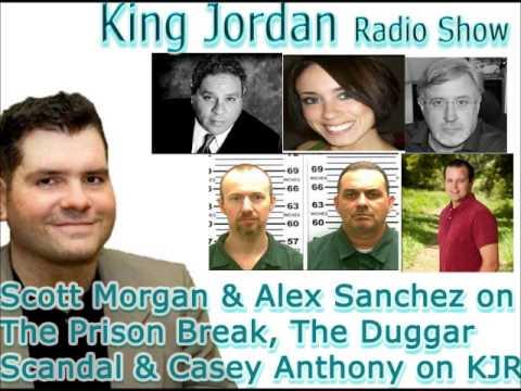 Scott Morgan & Alex Sanchez on The Prison Break, The Duggar Scandal & Casey Anthony on KJR!!