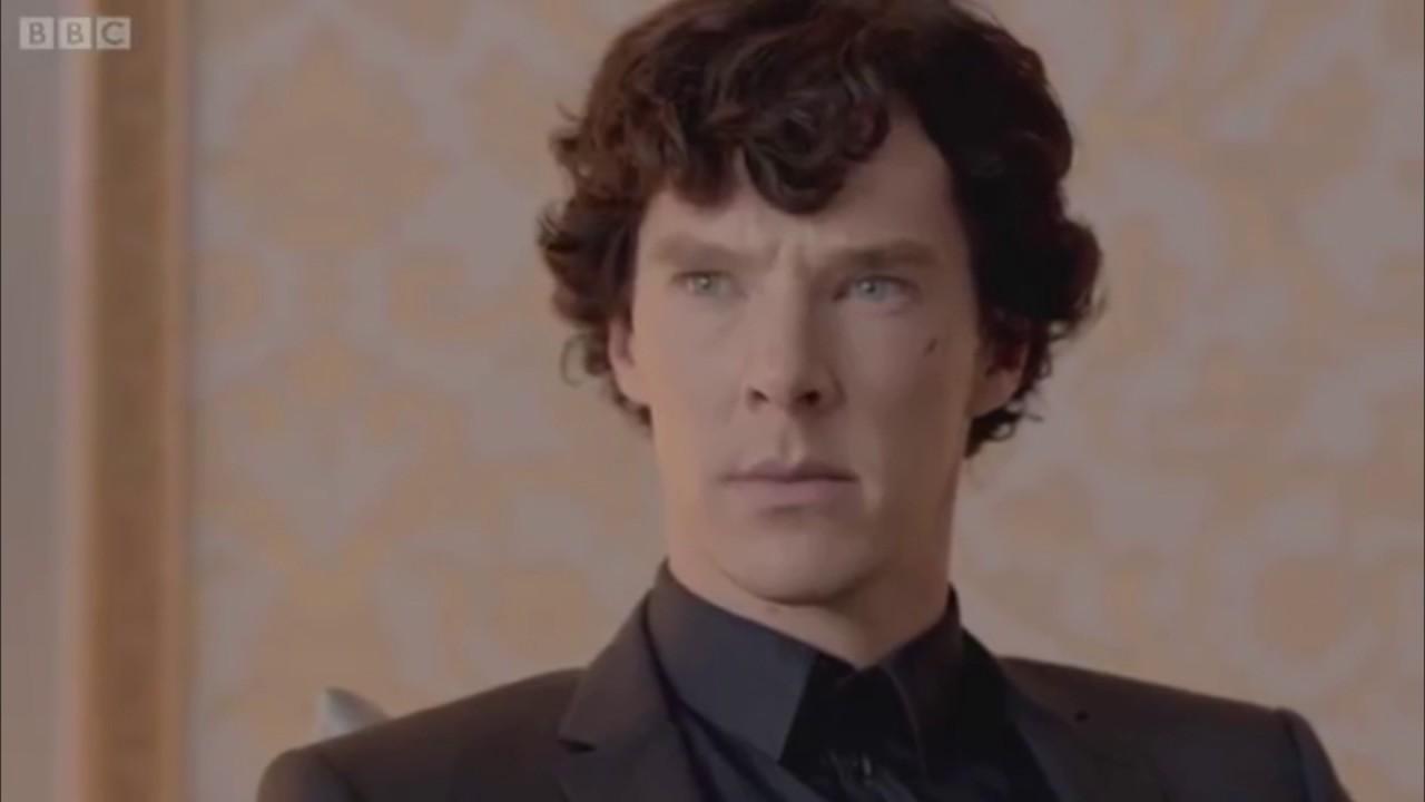 Consider, that Sherlock irene adler nude