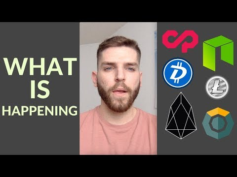 What Is Happening In The Crypto Markets? | What's Coming SOON?