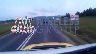 KN Wireless Group - Projekt Radiolinia - Film promocyjny