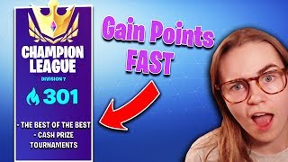 How to Get POINTS FASTER in ARENA Mode Fortnite (For Average Players)