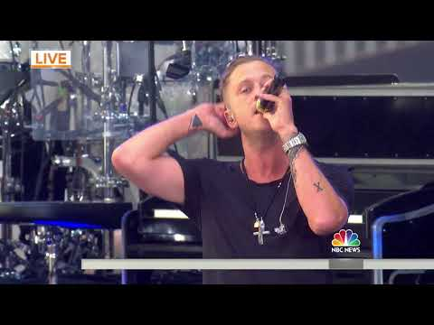 Counting Stars - One Republic (Live on Today)