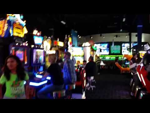 Video Game Arcade Tours - Dave and Busters - FULL TOUR (Albuquerque, New Mexico)