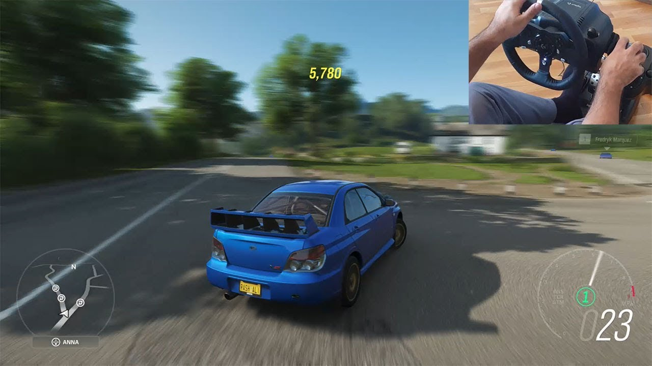d50ca213c61 Subaru WRX Forza Horizon 4 (Xbox One X + Logitech G920 + Shifter ...