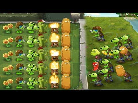 Plants vs Zombies 2 Pak vs Zombotany 2