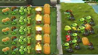 Plants vs Zombies 2 Pak vs Zombotany 2