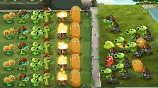 vuclip Plants vs Zombies 2 Pak vs Zombotany 2