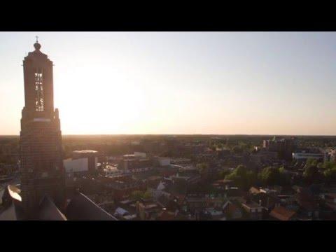 Bowie on Bells, church bells Weert