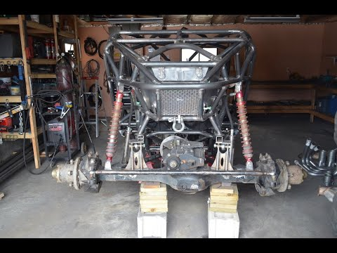 Download Episode 8: Fuel tank, exhaust and links  | How to build your own rock crawler/buggy/bouncer