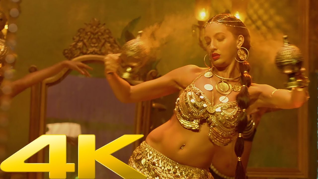 Nora Fatehi   Dilbar   Satyameva Jayate   4K   Full Music Video