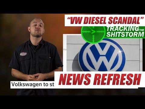 VW Diesel Emissions Scandal - NEWS REFRESH