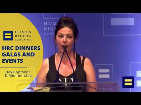 Heather Matarazzo Receives HRC Visibility Award