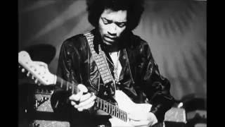 Jimi Hendrix-Foxy Lady / w Lyrics HQ