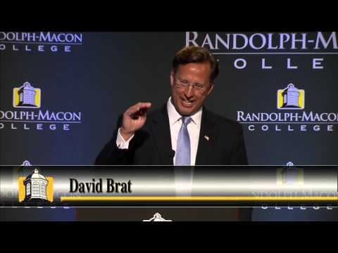VA 7th District Debate - Randolph-Macon College - J. Trammell & D. Brat