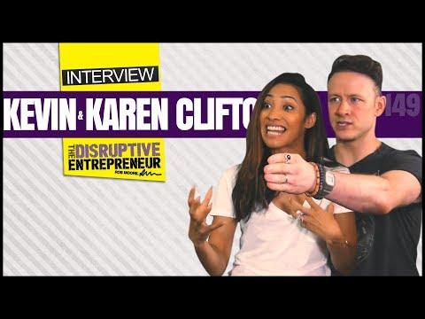 Rob Interviews Kevin & Karen Clifton from Strictly Come Dancing