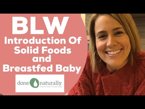 Ask Summer! Introduction of Solid Foods and BLW