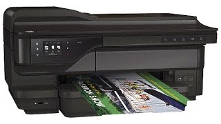 HP Officejet 7612 Wide Format All-in-one Printer